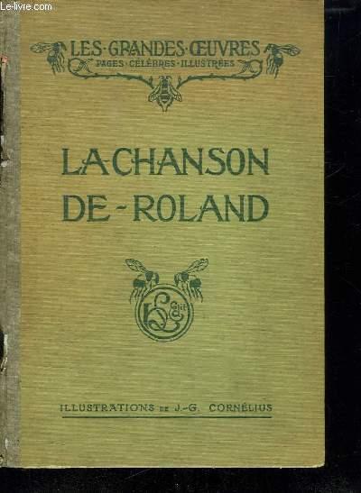 LA CHANSON DE ROLAND.