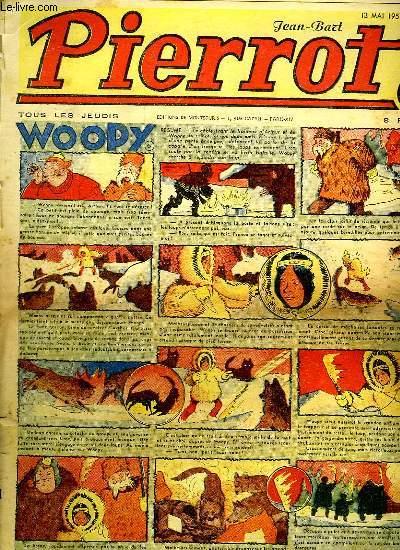 PIERROT N° 19. WOOPY.