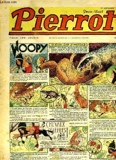 PIERROT N° 38. WOOPY.