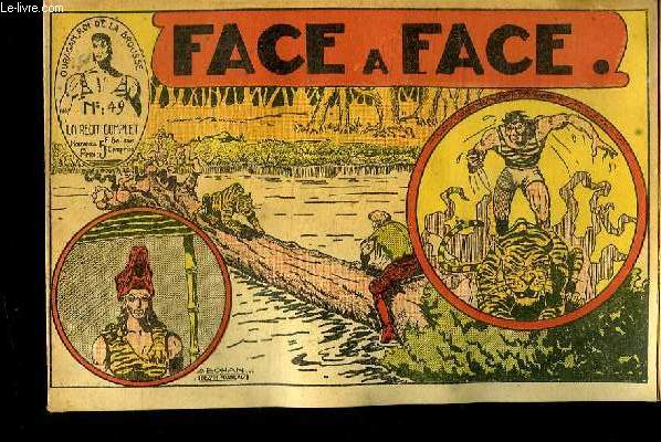 FACE A FACE N° 49.