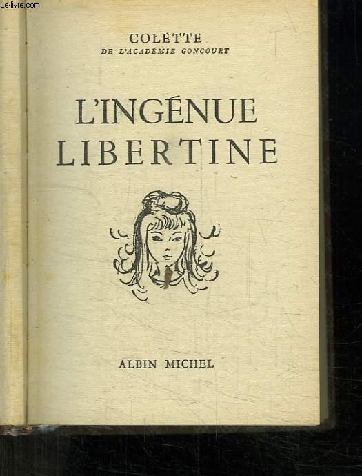 L INGENUE LIBERTINE.