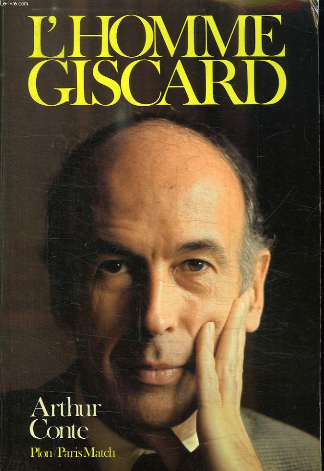 L HOMME GISCARD.