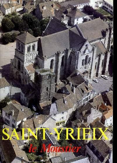 YRIEIX LE SAINT MOUSTIER.