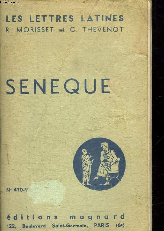 SENEQUE. CHAPITRE XXIII DES LETTRES LETINES.