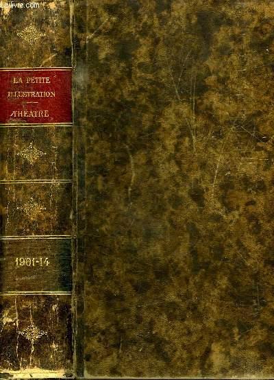 LA PETITE ILLUSTRATION THEATRE 1901 - 14. 20 NUMEROS.