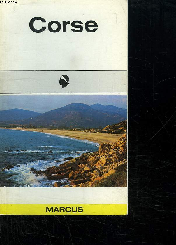 CORSE. GUIDE POCHE VOYAGE MARCUS N° 35