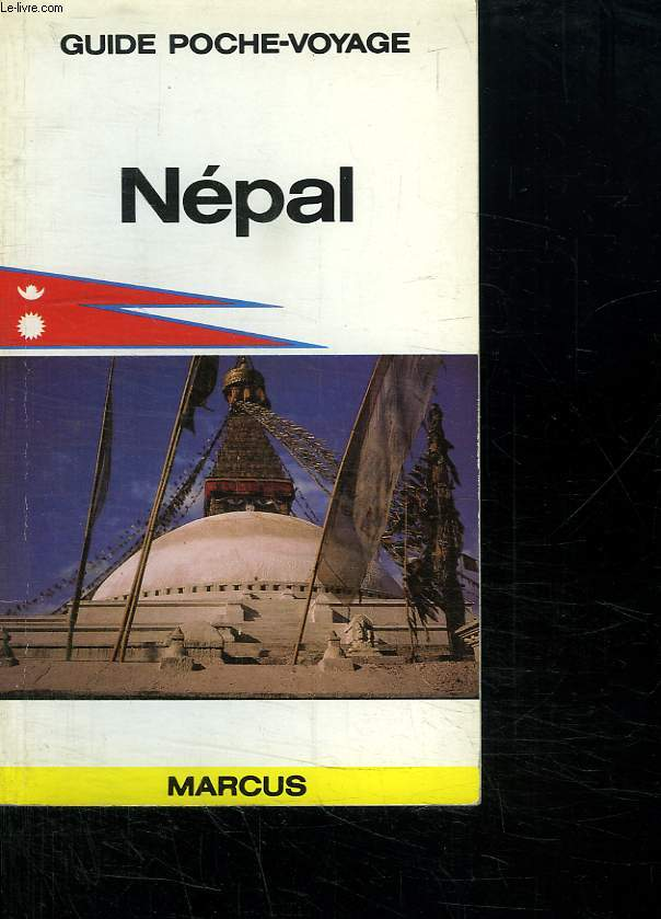 NEPAL. GUIDE POCHE VOYAGE N° 38.