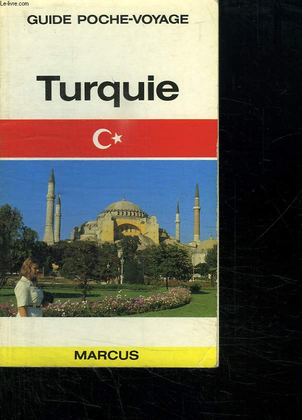 TURQUIE. GUIDE POCHE VOYAGE.