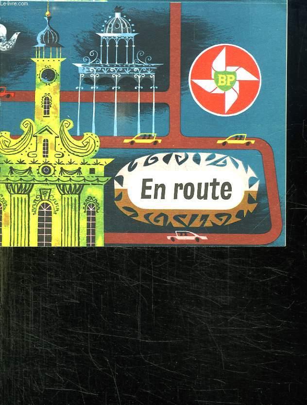 EN ROUTE. COUPON A DECOUPER POUR BENEFICIER D UNE CARTE CORRESPONDANT AU PAYS NOTE SUR LE COUPON. VALIDITE 1961.