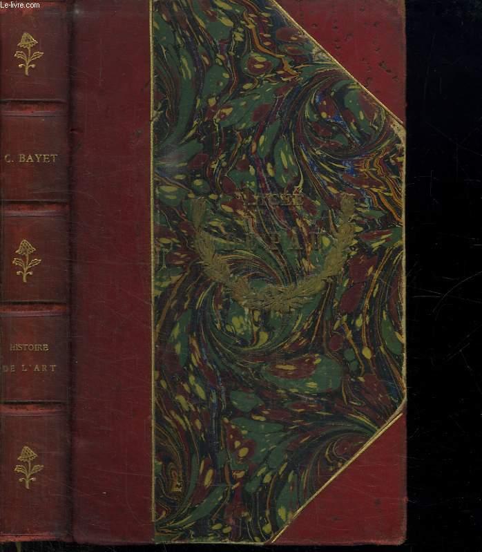 PRECIS D HISTOIRE DE L ART. NOUVELLE EDITION ENTIEREMENT REFONDUE.