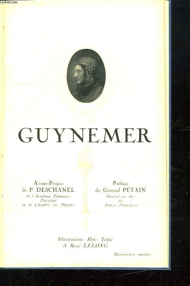 UN HEROS DE FRANCE. GUYNEMER.