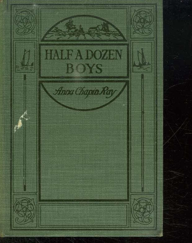 HALF A DOZEN BOYS AND EVERY DAY STORY. TEXTE EN ANGLAIS.