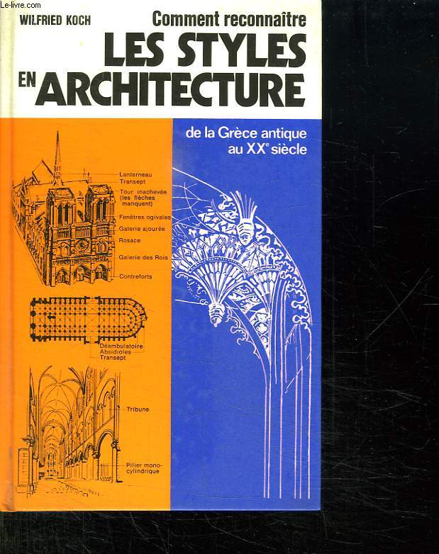 COMMENT RECONNAITRE LES STYLES EN ARCHITECTURE EN GRECE ANTIQUE AU XX SIECLE.