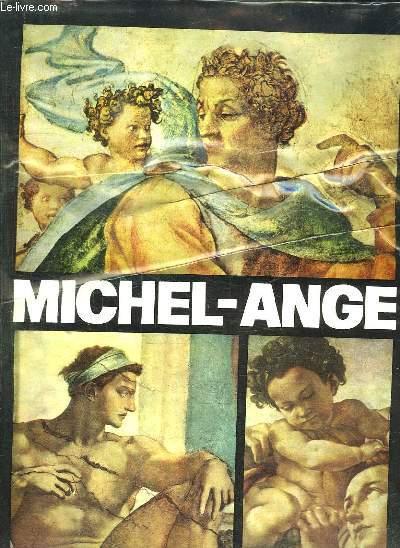 MICHEL ANGE. LE PEINTRE.