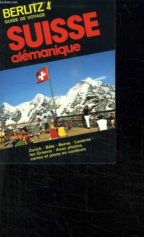 SUISSE ALEMANIQUE.