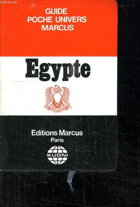 GUIDE POCHE UNIVERS. EGYPTE.