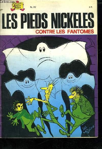 LES BEAUX ALBUMS DE LA JEUNESSE JOYEUSE N° 72. LES PIEDS NICKELES.