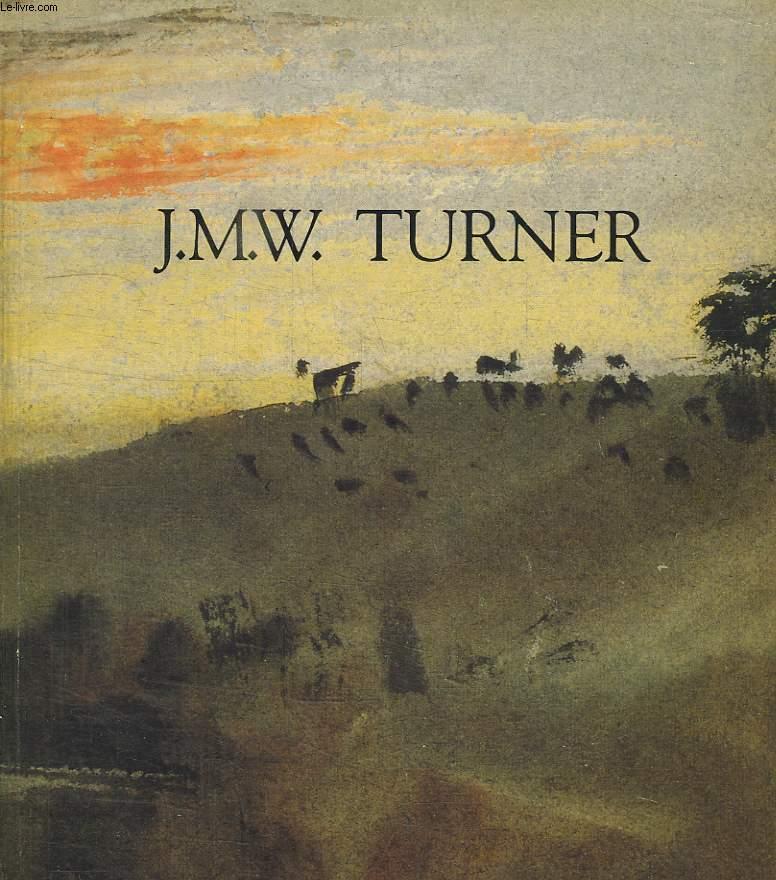 JMW TURNER.
