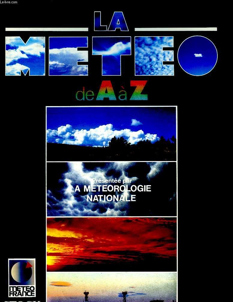 LA METEO DE A A Z.