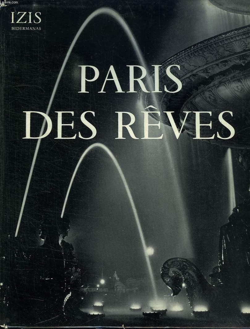 PARIS DES REVES.
