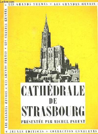 CATHEDRALE DE STRASBOURG.