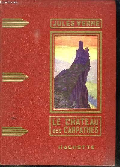 LE CHATEAU DES CARPATHES.