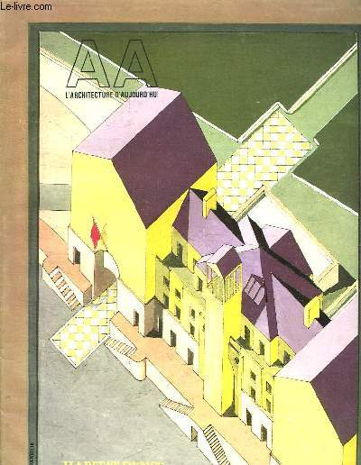 AA L ARCHITECTURE D AUJOURD HUI.N° 215 JUIN 1981.  SOMMAIRE: AU THEATRE D HADES,  ACTUALITES: MUSEE DE L ARCHITECTURE ALLEMANDE...
