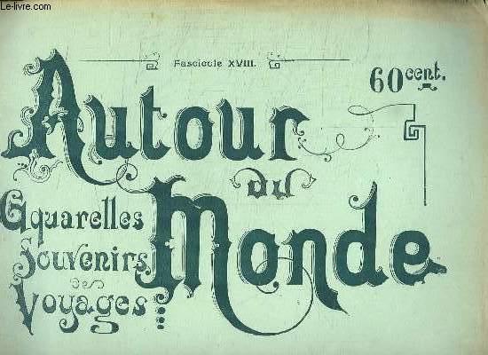 AUTOUR DU MONDE FASCICULE XVIII. LA MER ROUGE.