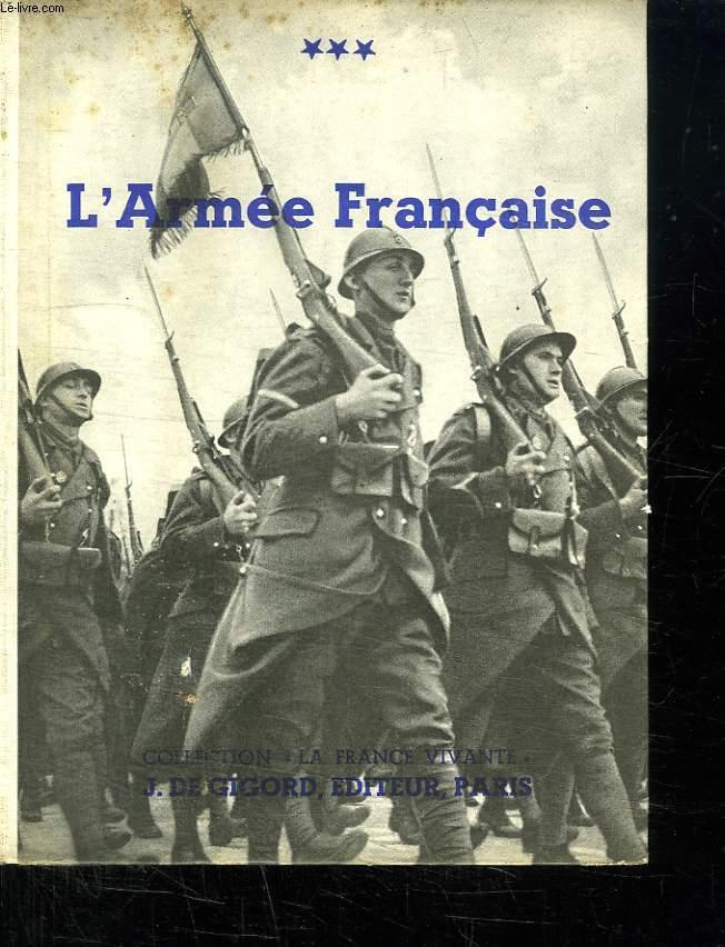 L ARMEE FRANCAISE.