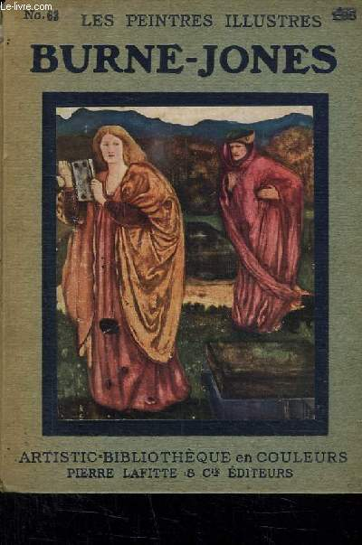 LES PEINTRES ILLUSTRES. BURNE JONES.