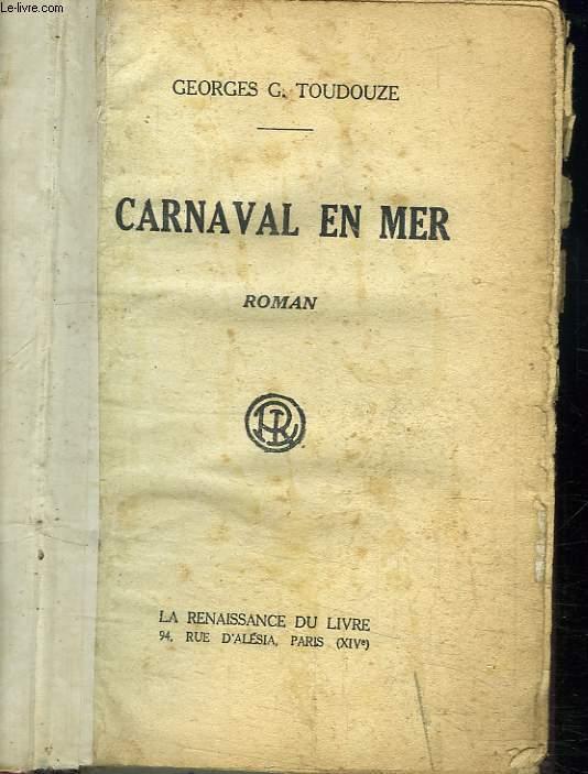 CARNAVAL EN MER.