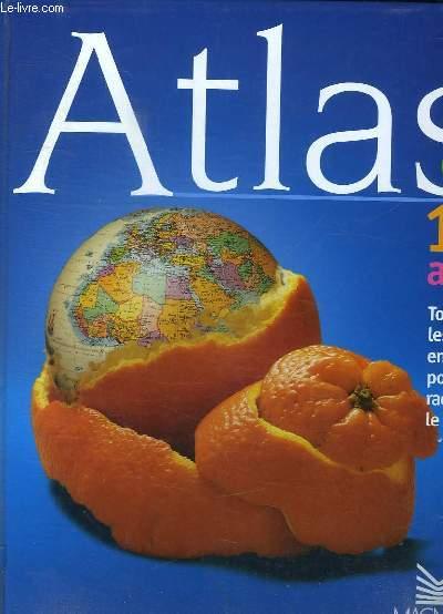 ATLAS 9 - 13 ANS.