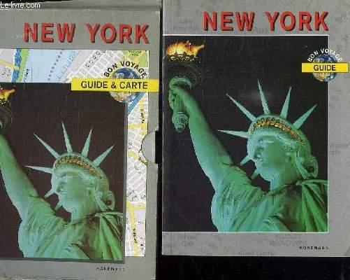 NEW YORK. GUIDE ET CARTE.