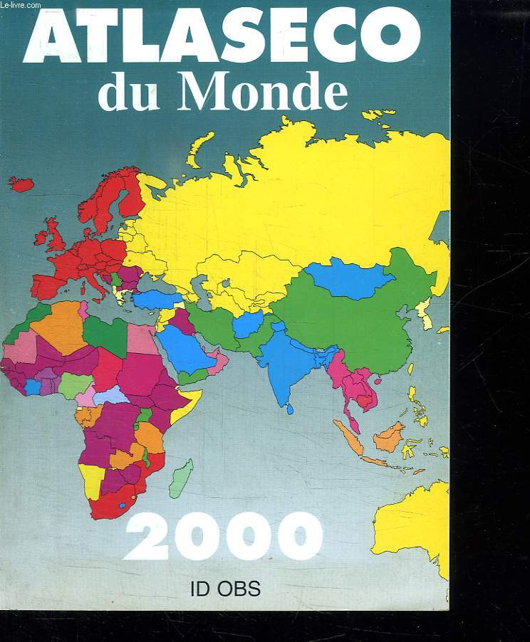ATLASECO DU MONDE 2000.
