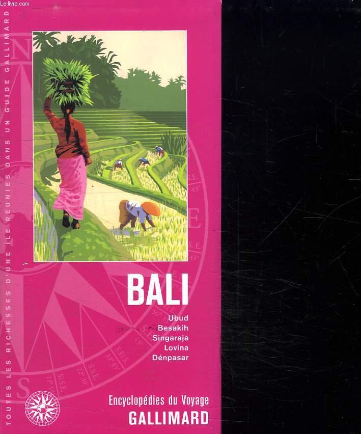 INDONESIE BALI.