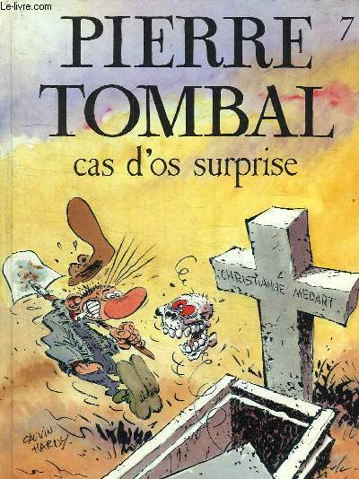 PIERRE TOMBAL CAS D OS SURPRISE.