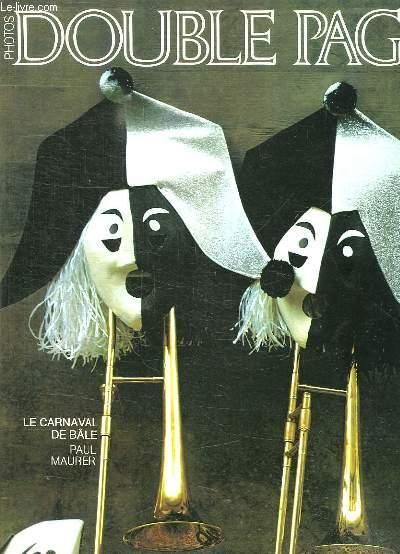 DOUBLE PAGE. N° 8. LE CARNAVAL DE BALE.