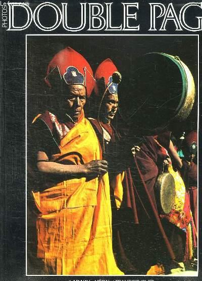 DOUBLE PAGE. N° 27. LADAKH NEPAL PAR FRANCOIS ISLER.