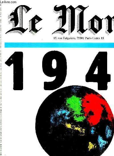 LE MONDE. 1944 - 1994.