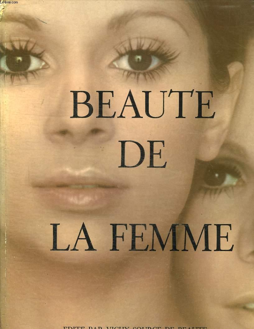 BEAUTE DE LA FEMME.