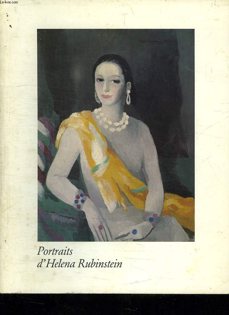 PORTRAITS D HELENA RUBINSTEIN.