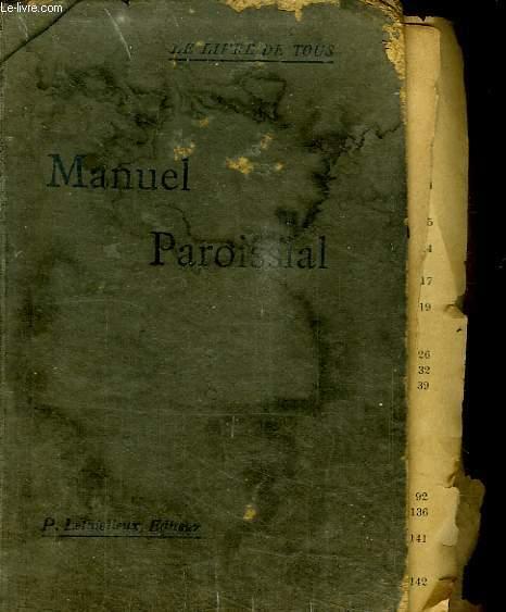 MANUEL PAROISSIAL.