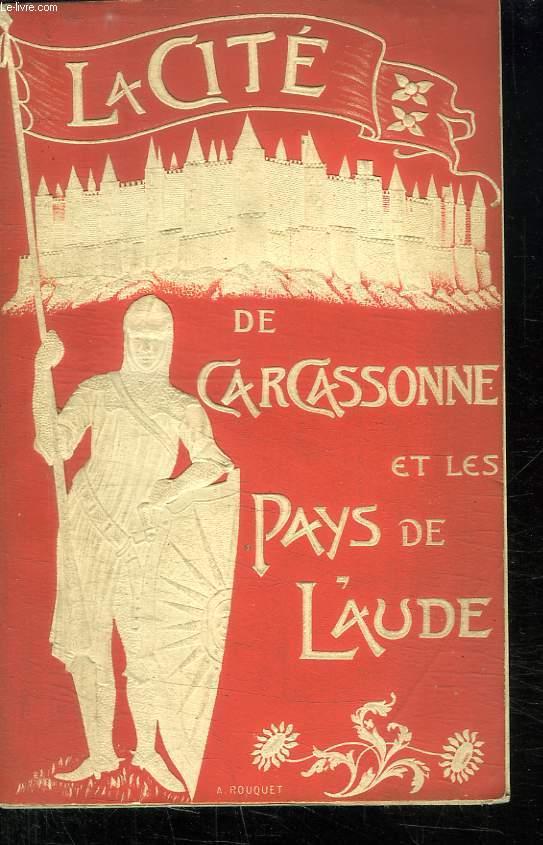 N° 3 .1 ER MAI 1909. VOYAGES ET ESCURSSIONS A CARCASSONNE ET AUX PAYS DE L AUDE. LIVREY GUIDE ILLUSTRE.
