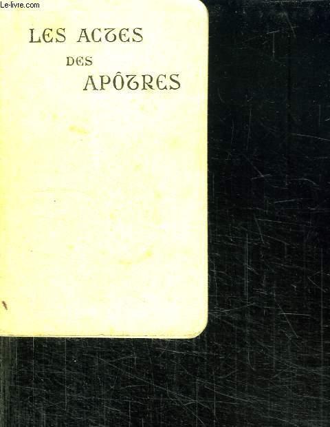 LES ACTES DES APOTRES. N° 623
