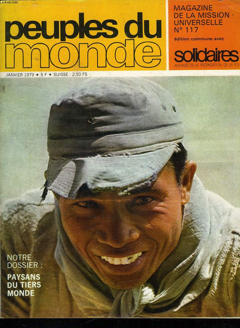 PEUPLES DU MONDE