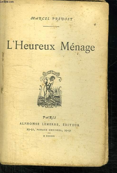 L HEUREUX MENAGE.