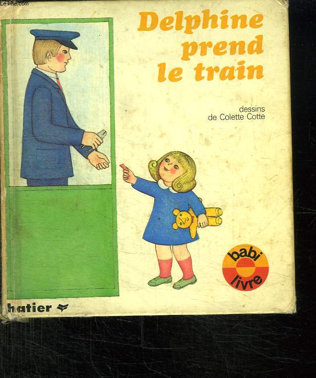 DELPHINE PREND LE TRAIN.