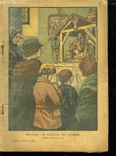 ALMANACH DU PELERIN 1926.