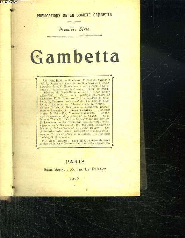 GAMBETTA.