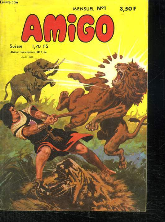 AMIGO N° 1.
